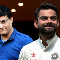 विराट कोहली को चौथे नंबर पर बल्लेबाजी करनी चाहिए :  सौरव गांगुली