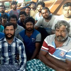 15 of 37 Indian fishermen released from Iranian ports, 17 days after receiving their 'freedom order'