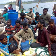 Contrary to claims, asylum seekers from Australia returning to Sri Lanka may not have a safe passage