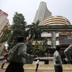 Sensex closes 64.09 points up ahead of midnight GST roll-out