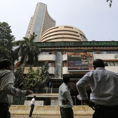 Markets end on positive note after GST rollout, Sensex closes 300 points up, Nifty settles at 9,615