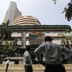 Sensex ends 100 points higher, Nifty crosses 10,200 mark ahead of earnings reports