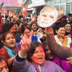 उत्तराखंड को पहली बार मजबूत सरकार मिलने जा रही है और दूसरी बार स्थिर मुख्यमंत्री