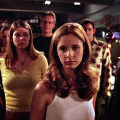 Buffy the vampire slayer's prescient advice for 2017: 'Are you ready to be strong?'