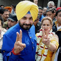 No legal provision to stop Navjot Singh Sidhu from appearing on TV shows, says Punjab High Court