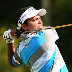 SSP Chawrasia in joint-lead after unfinished third round at Indian Open