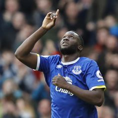 Lukaku rejected Everton offer because of voodoo message, claims owner Farhad Moshiri