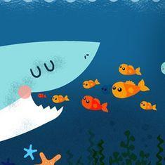 अगर शार्क इंसान होतीं