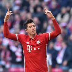 PSG and Manchester United eyeing Bayern Munich striker Robert Lewandowski: Report