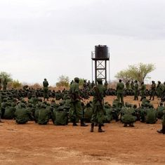 Two Indian oil engineers captured by rebel group in South Sudan