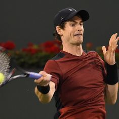 On his 30th birthday, Andy Murray keen on staying healthy and on top of his game into mid-thirties