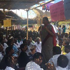 Tamil Nadu fishermen call off their agitation after meeting Union minister Nirmala Sitharaman