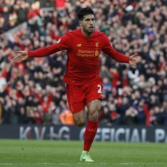 Premier League: Liverpool come from behind to seal 2-1 win over Burnley