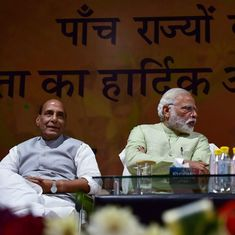 The big news: BJP says Bihar governor is their pick for president, and nine other top stories