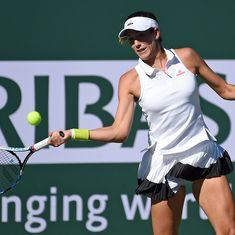 Indian Wells roundup: Cibulkova, Muguruza rally for 3-set wins, Konta loses to Garcia