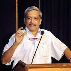 हम गोवा में बीफ की किल्लत नहीं होने देंगे : मनोहर पर्रिकर