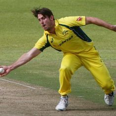 World Cup: Finch confident Mitchell Marsh can fill in injured Stoinis' shoes if he fails to recover