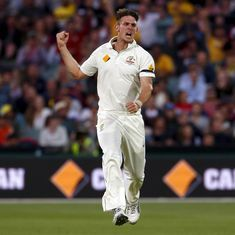 Mitchell Marsh could replace a struggling Peter Handscomb in thir Ashes Test