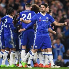 Antonio Conte praises 'psychological step' in Chelsea's title bid after Southampton win