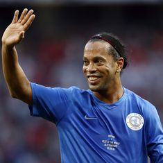 Former Brazil footballer Ronaldinho tests positive for coronavirus