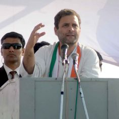 The reality of Gujarat is very different from what the BJP presents, says Rahul Gandhi