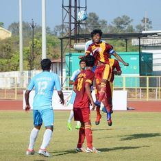 Santosh Trophy: West Bengal top Group A with a 2-0 win as Meghalaya crash out