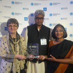 India-based children's literature festival Bookaroo wins international award at London Book Fair