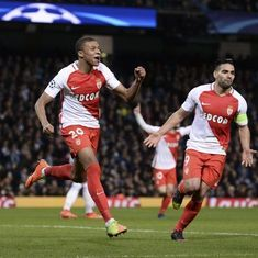 Champions League: On current form, Monaco versus Manchester City should be a belter