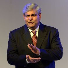 In an eventful reign, Shashank Manohar left his mark on the International Cricket Council