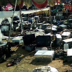 'Padmavati' producer says complaint has been filed against those who vandalised the Kolhapur set