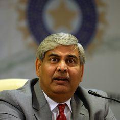 कमाई के बंटवारे पर बीसीसीआई और आईसीसी के बीच आखिरकार न तेरी न मेरी वाला समझौता हो गया है