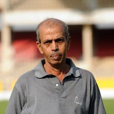 'Nowadays, whatever India is preparing are akhadas, not pitches': Ex-Wankhede curator Sudhir Naik