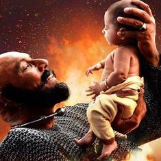 Baahubali 2 trailer promises a bigger and louder show. Surprised?