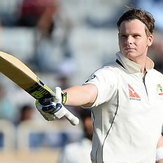 Ranchi Test, Day 1: Steve Smith's fantastic gritty century headlines Australia's dominance