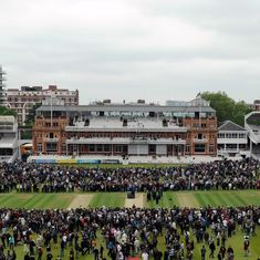 Lord's revellers hit with booze reduction following 'incident' during England-South Africa Test