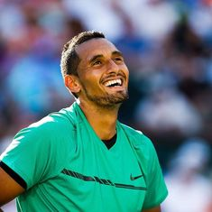 Nick Kyrgios fined $10,000, loses out on $21,085 in prize money for Shanghai walkout