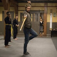 'Iron Fist' TV show has lots of martial arts and then some