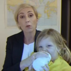 Watch: Would the BBC interview have been different if it featured a stay-at-home mother?