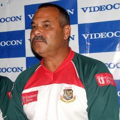 Dav Whatmore, former World Cup-winning coach, set to take charge of Kerala team