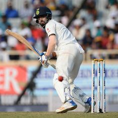 Ranchi Test, Day 2: India end at a strong 120/1 in response to Australia's 451