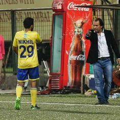 I-League: Defending champions Aizawl FC appoint Santosh Kashyap as head coach