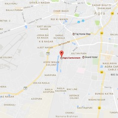 Twin blasts at Agra Cantonment railway station, no casualties reported