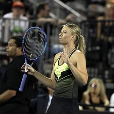 Wouldn't have come out and said I'm taking a drug for 10 years if I wanted to hide it: Sharapova
