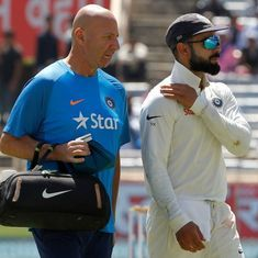 Virat Kohli alleges disrespect to India physio, Steve Smith rubbishes claim