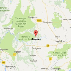 Chhattisgarh: Six Naxalites killed in encounter in Dantewada district