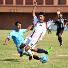 Santosh Trophy: Meghalaya punish wasteful Services to win 2-0