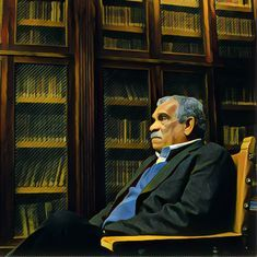 'The day, with all its pain ahead, is yours': Remembering Derek Walcott (1930-2017)