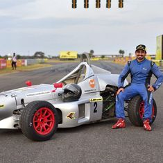 Remembering Ashwin Sundar, the man who took to racing like a duck to water