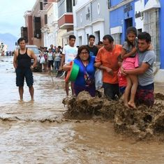 Peru: Rain, flooding and mudslides kill at least 67, displace thousands