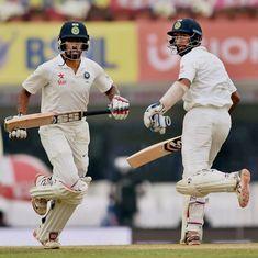 Cheteshwar Pujara, Wriddhiman Saha hand India the advantage heading into final day of 3rd Test